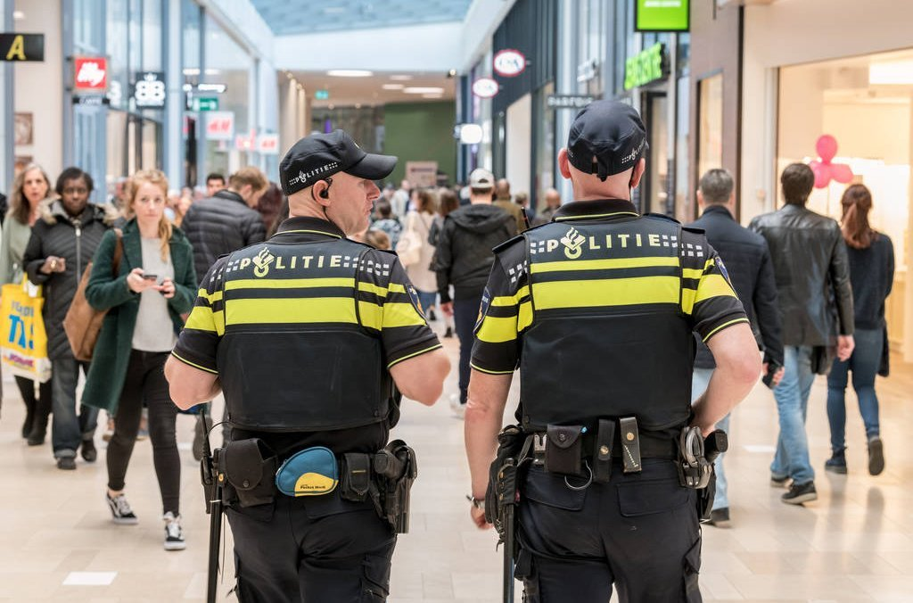Jupiter Systems and Dutch Police