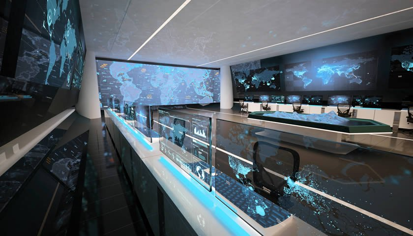 Control Rooms in Smart Cities