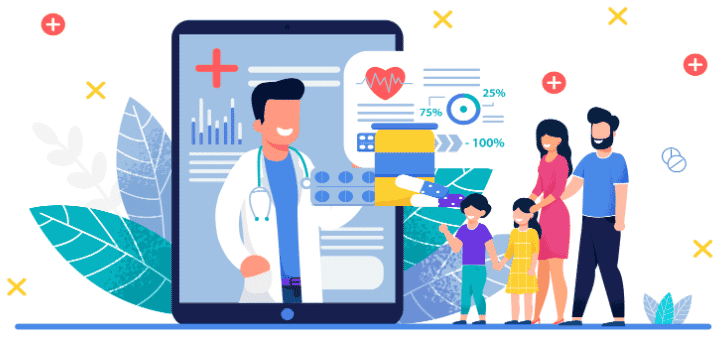 Healthcare Industry and Jupiter Systems